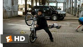 The Spy Next Door (9/10) Movie CLIP - Bike Fight (2010) HD