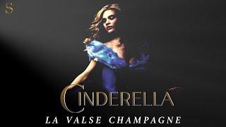 "Cinderella (2015) - ""La Valse Champagne"" by Patrick Doyle"