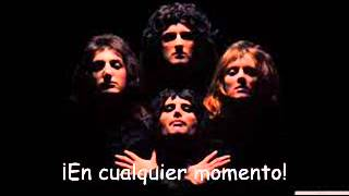 Queen- Killer Queen (Letra en español)