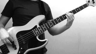 Labelle - Lady Marmalade (Bass Cover)
