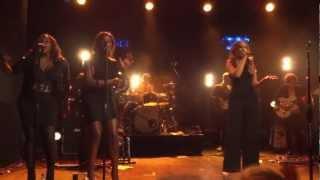 Rebecca Ferguson - Glitter & Gold (Live in Göttingen, Germany 2012)