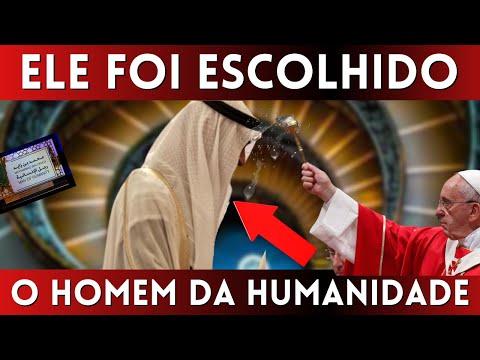 Vaticano Escolhe o Homem da Humanidade