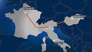 Magyar diákokat szállító busz halálos balesete Olaszországban