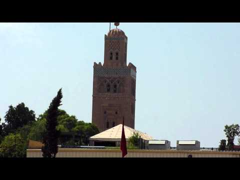 Marrakech – Djemaa El Fna 2010 Prayer Time