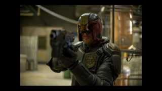 Dredd  soundtrack 18 Judge, Jury and Executioner ( version 2)