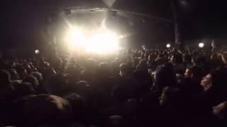 Glastonbury Festival 2015 DJ EZ - Preditah Solo 45 - Feed Em To The Lions