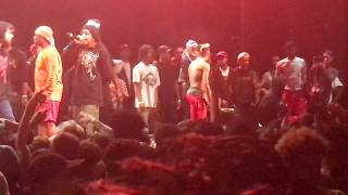 XXXTentacion & Wifisfuneral - Don't Test Me (Live in LA, 6/6/17)