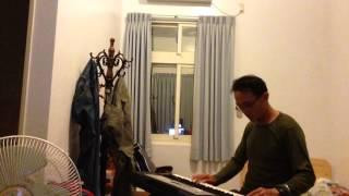 楊培安我相信 電子琴搖滾節奏版~業餘的搖滾 ^v^