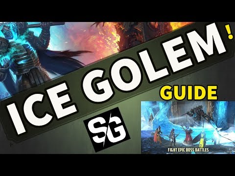 [RAID SHADOW LEGENDS] ICE GOLEM'S PEAK GUIDE