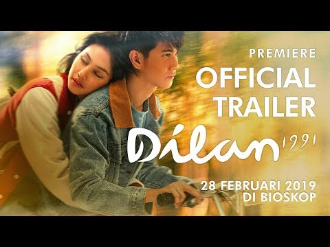 Download Video Official Trailer Dilan 1991 | 28 Februari 2019 Di Bioskop