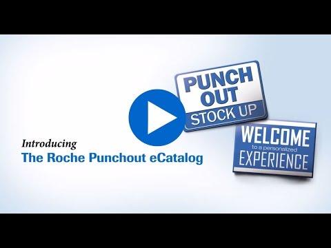 The Roche Punchout eCatalog