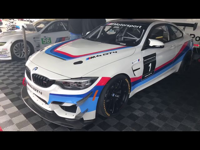 The BMW M4 GT4 - All you ever wanted to know