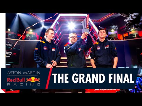 The Grand Final | Red Bull Racing Esports Prepare For The F1 2019 Closer
