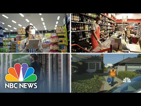 With Job Listings Up, Small Business Owners Still Look to Fill Positions | NBC Nightly News
