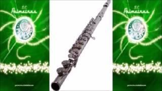 Hino do Palmeiras na Flauta Transversal