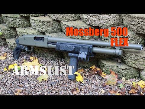 Mossberg 500 FLEX Turkey/Security combo