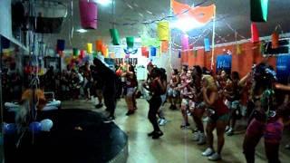 Aulão pré carnaval BLOCO DA JU Prof° Jader (TroupeDance) - QUEBRAÇÃO