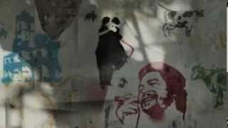 Graffity film - Anima buenos aires  stencil tango