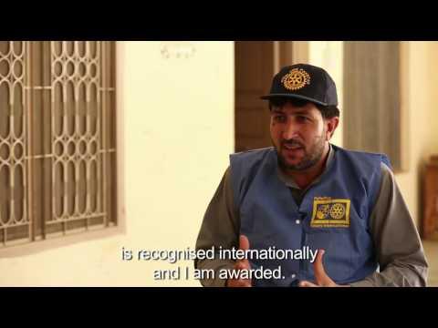 Latif - A twenty-year commitment