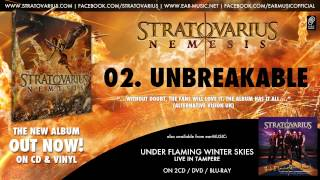 """Stratovarius Nemesis Album Prelistening 02 """"Unbreakable"""" Snippet - Out February 22nd 2013"""
