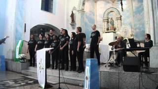Coral Vozes da Liberadade - Conquista do Paraiso - FIC 2013