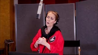 How Does A Moment Last Forever  |  Recording Session  |  Céline Dion