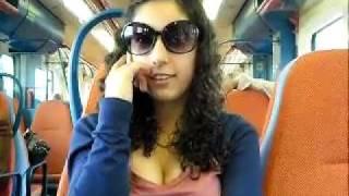 Anita no Comboio!
