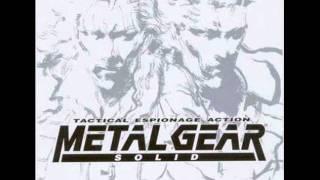 Metal Gear Solid OST - Warhead storage