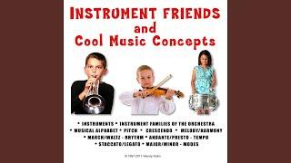 Instrument Friends Suite I, II, III
