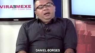 SINDIVIGILANTE PRESIDENTE DANIEL BORGES NO VIRA E MEXE