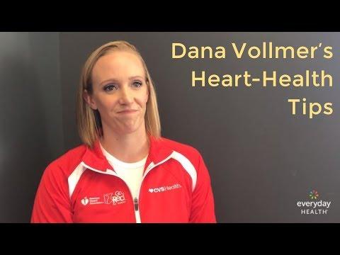 Dana Vollmer's Best Advice To Someone Who Has An Arrhythmia