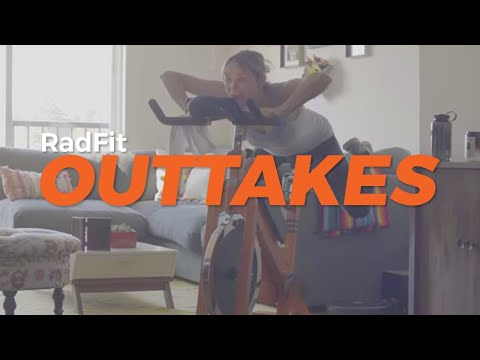 Outtakes | RadFit -- April Fool's Day 2019