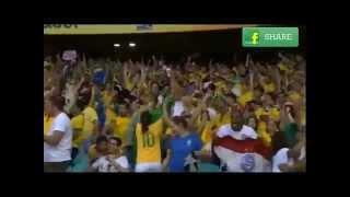 FIFA WORLDCUP 2014  SHAKIRA   LA LA LA BRAZIL   u n  OFFICIAL VIDEO
