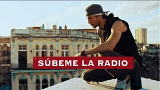 Subeme La Radio - Enrique Iglesias Ft. Descemer Bueno, Zion & Lennox (Letra/Lyrics)