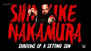 Shinsuke Nakamura 2nd Custom Titantron ( Heel Theme )