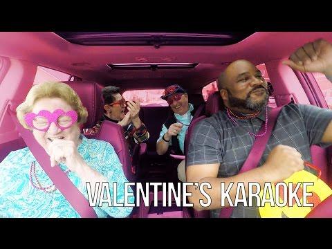 Carpool Karaoke Valentine's Day Teaser #2