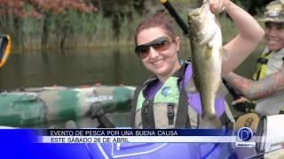 Evento de pesca por una buena causa