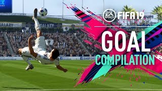"FIFA 19 | ""PERFECT 10"" Goal Compilation"