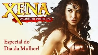Wonder Xena | trailer paródia de Mulher Maravilha (2017)