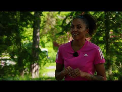 241 sekunder löpning med Irene Ekelund
