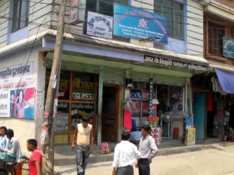 READ Nepal library in Bangrun
