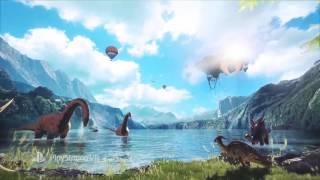 ARK Park Trailer PlayStation VR Game PS4 Gaming Guruji