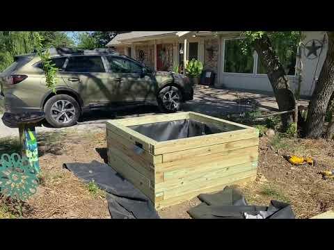 Construction of a Mini Timber Frame Pond (Miyagi Pond)