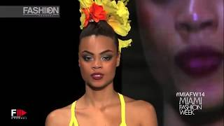 G. SAINTS` Swimwear Spring Summer 2014 Miami - Fashion Channel