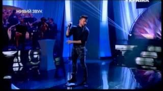 """Сергей Лазарев """"Слезы в моем сердце"""" (Звездный вечер 23 08 2013) LIVE"""