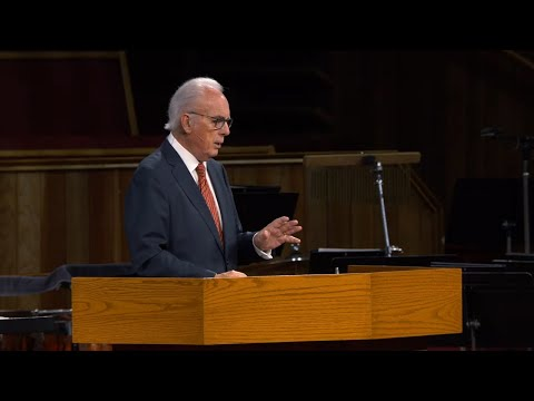 Christ's Ministry to His True Church