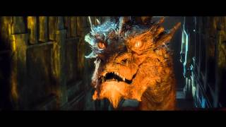 The Hobbit: Desolation of Smaug Ending [Colour Corrected]