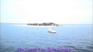We Greet You Bula Vinaka - Teresa Purcell