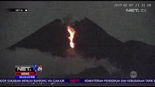 Gunung Merapi Waspada, Kondisi Pemukiman Warga Masih Kondusif NET24