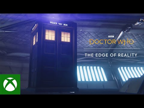 Doctor Who: The Edge of Reality    Release Date Announcement Trailer